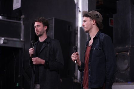 The Hussin Brothers at America Recycled Q&A
