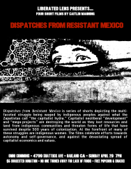 Dispatches from resistant mexico