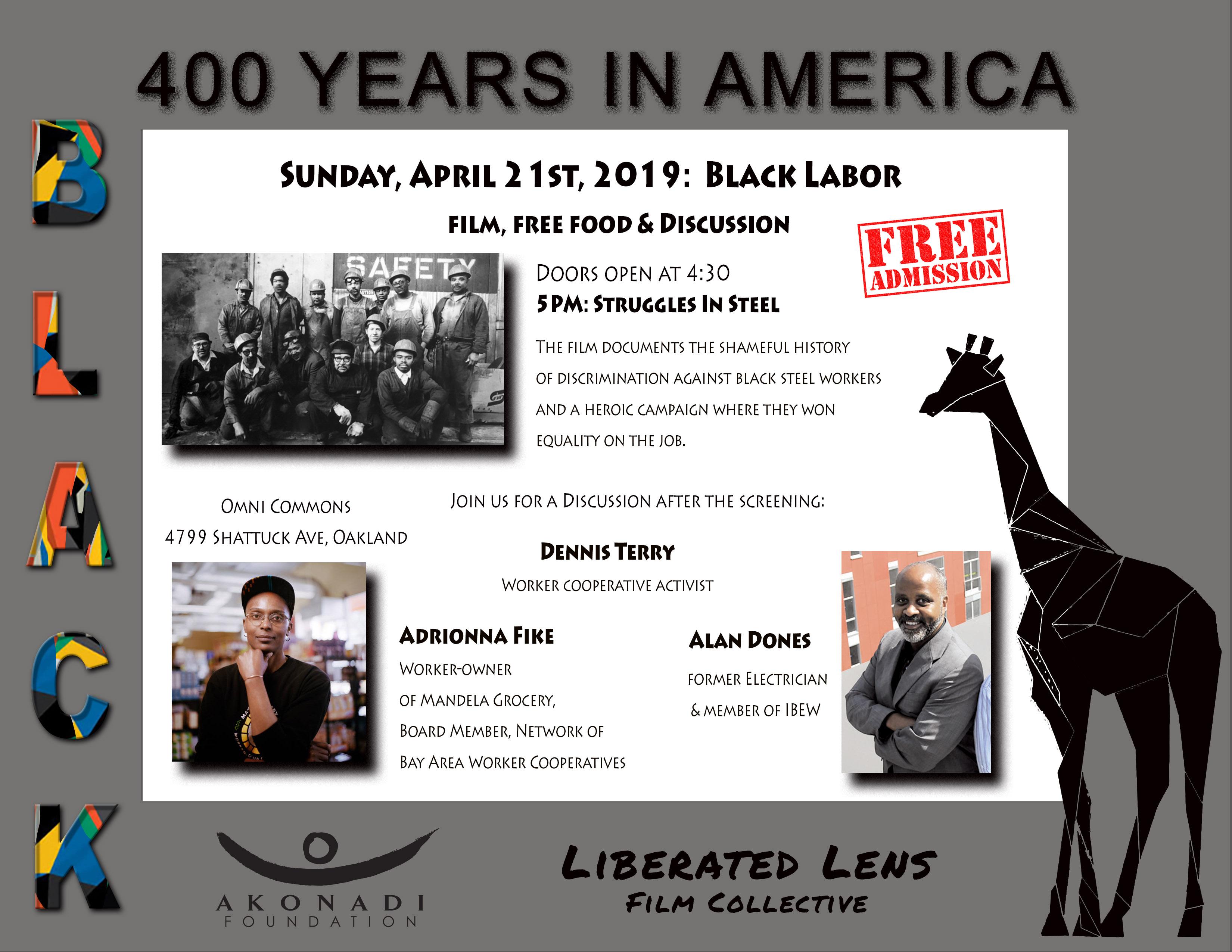 Black Labor flyer 2